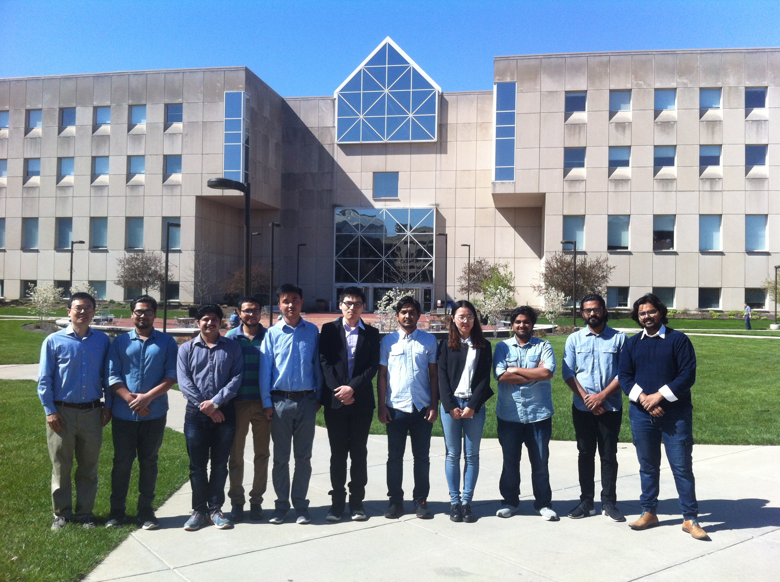 Dr. Zhang's research group
