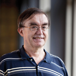 Photo of Geoffrey Fox, PhD