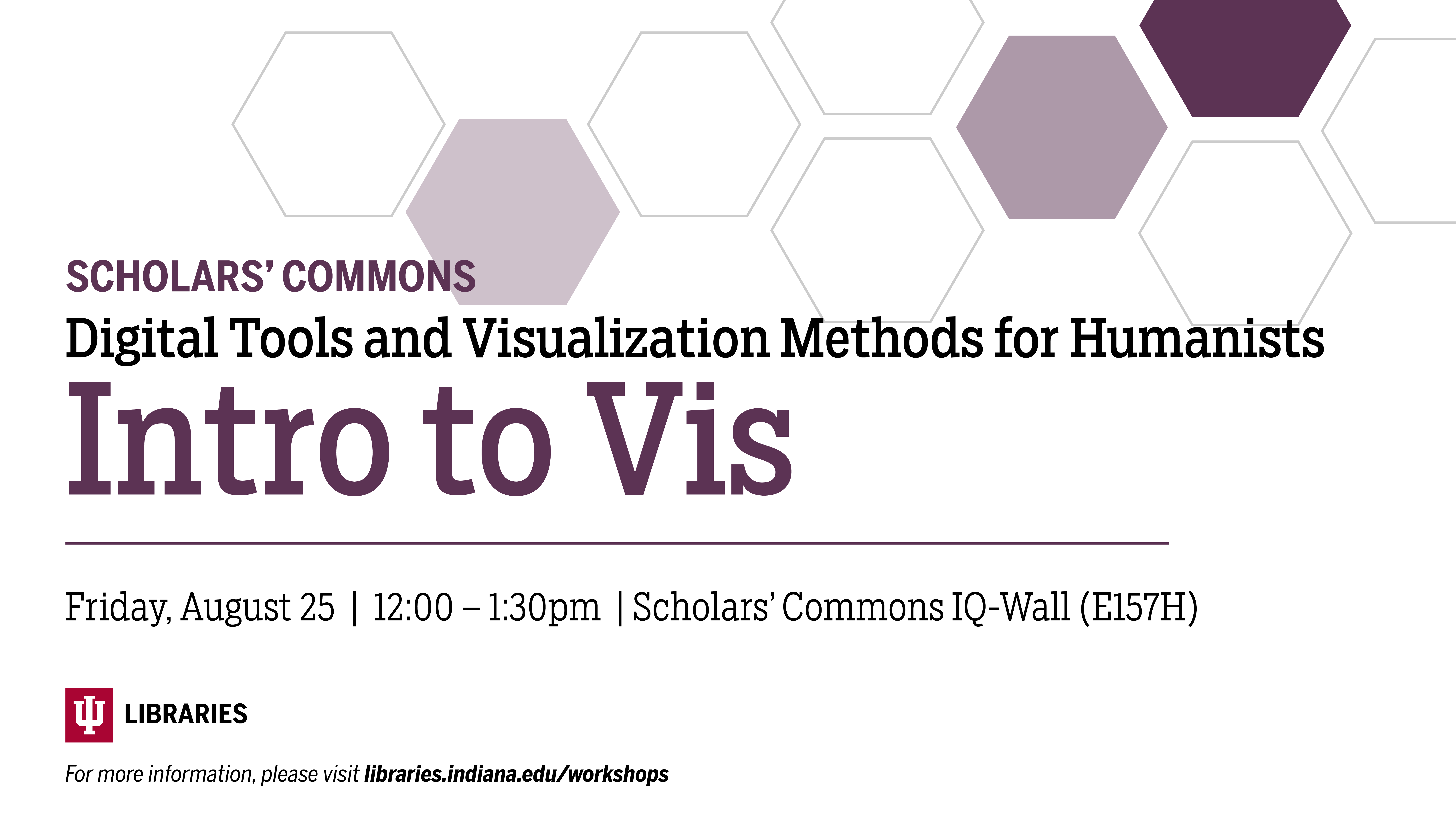 Intro to Vis